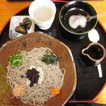 山県そば - おろち蕎麦セット