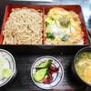 翁庵 - 料理写真:親子丼相のり冷やそば1150円