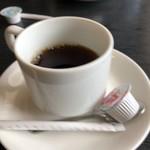 旬亭 - サービスのコーヒー