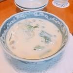 厨 Sawa - 海の幸のクリームシチュー  1100円