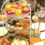thi-shi-shi-ginzanoyoushoku - デザートはどれから頂くか迷います♪