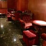 Sweets&bar Mont Pignon - テーブル席