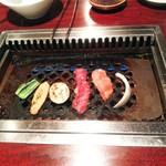 焼肉飯店 こぶたー - 料理写真:主に野菜担当です。。