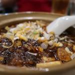 東亜飯店 - 麻婆豆腐
