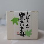 89666107 - しぼり豆丹波黒大寿(90g)