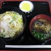 江戸や - 料理写真:木の葉丼700円