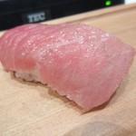 板前寿司 - トロ