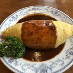 ウインズ - 料理写真:オムライス700円