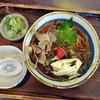 ながや - 料理写真:紀州梅と昆布のおそば
