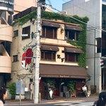 Rue Favart - 3階建てのお店