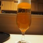 華泉 - 生ビール