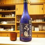 華泉 - 石槌 大吟醸 しずく酒