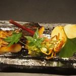 華泉 - 鰆 幽庵焼き