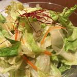焼肉 山水 - 山水本店(山水サラダ)