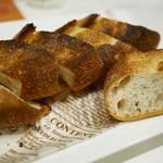 パン ネスト -