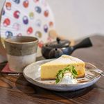 お八つとお茶 いろは - カボチャのチーズケーキと、静岡県の天竜