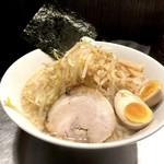 跳馬らーめん - もやし味玉(800円)