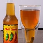 WESTERN PUB - ハラペーニョがまるまる一本入った辛いチリビール