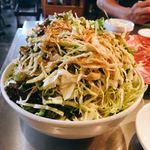 (卸)調布食肉センター - い志井サラダ ハーフ
