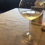 神戸イタリアン KIZUNA - 白ワイン(シレーニ・ザ・ロッジ)