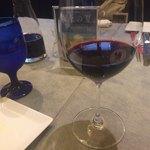 神戸イタリアン KIZUNA - 赤ワイン(スモーキングルーン・ジンファンデル)
