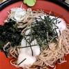 そばの神田東一屋 - 料理写真:冷しとろろそば(1.5玉)