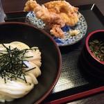 讃州製麺 - 来月からパシフィックリムみたいにトレーニングするのだ