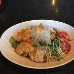 くう龍 - 料理写真:冷麺