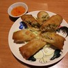 タイ フード クラブ バカラ - 料理写真:揚げ春巻き