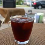 自家焙煎珈琲 一 - ドリンク写真:水出しアイスコーヒー(小)