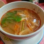 タイ・ベトナム料理の店 アジアの味 - 辛さはほどほどでしたよ