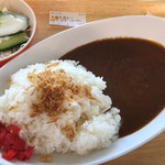 ソラカフェ - 料理写真:カレー¥500