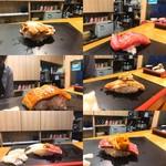 和幸寿司 - 後半は写真のブレが過ぎるのでまとめましたw