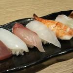 89693400 - 寿司定食