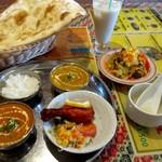 インド料理 ガンガジ - 料理写真: