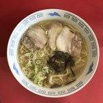 こむらさき - 料理写真:ラーメン¥550