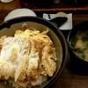 とき和 - 料理写真:『カツ丼850円!』