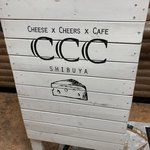 CCC~Cheese Cheers Cafe~ Shibuya -
