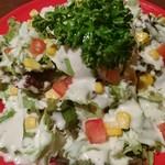 SOL AMIGO - アボカド サラダ。