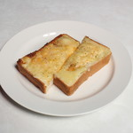 Cheese on Toast チーズトースト