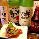 埼玉情熱酒場 三次郎 - 料理写真:朝締めレバ刺しと埼玉のお酒