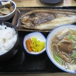 軽米食堂 - うかめ定食