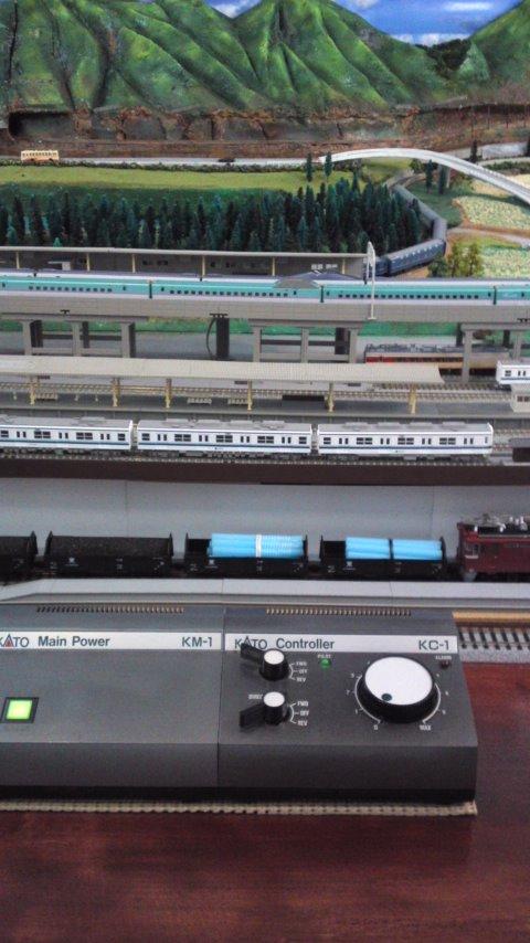鉄道模型ジオラマカフェ