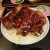 牛乳屋食堂 - 料理写真:ソースカツ丼