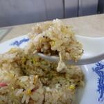89701704 - 下町中華らしい炒飯ですね。