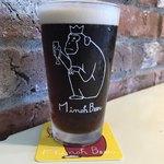 ミノオ ビール ウエアハウス - セッションブラウン IPA
