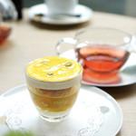 オールデイダイニング オリガミ - ケーキは サバラン アグリュウム
