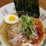 拉麺 いそじ - 辛しお(半麺) 800円