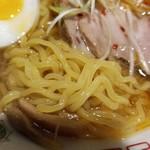拉麺 いそじ - 麺