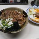 つるみ食堂 - 料理写真:僕のランチ(モーニング?)(^○^)
